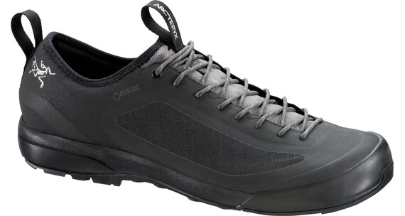 Arc'teryx M's Acrux SL GTX Approach Shoes Black/Stone